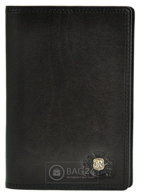 Обложка для паспорта Wittchen 39-2-374-1, Черный