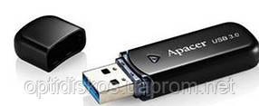 Флешка Apacer AH355, 32Gb, USB 3.0, черная, фото 2