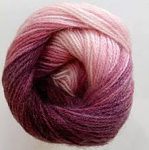 Пряжа для вязания Ангора голд батик ALIZE код 1895
