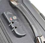 """Качественный дорожный чемодан Verus Monte Carlo Grey 20"""", Серый, фото 5"""