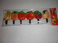 Вешалка кухонная фрукты
