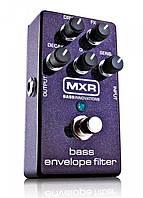 Педаль для бас-гитары  DUNLOP MXR M82  bass Envelope filter