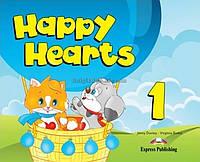 Английский язык | Happy Hearts | Pupil's Book. Учебник, 1 | Exspress Publishing