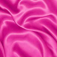 Атласная ткань - розовый
