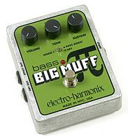 Педаль эффектов Electro-Harmonix Bass Big Muff  fuzz Pi