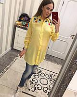 Женская блузка с вышивкой 3183-33