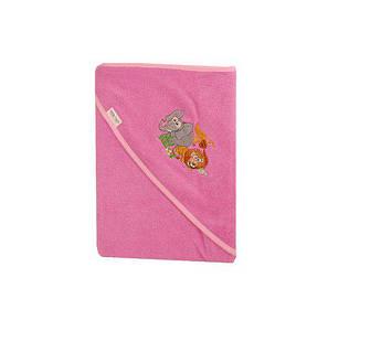Полотенце Tega Safari SF-009 80x80 розовое