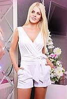 Комбинезон женский шортами в 2х цветах IR Комбинезон-шорты, фото 1