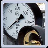 Биметаллические термометры. Манометры