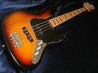 Бас-гитара Squier by fender vintage modified jazz bass sunburst