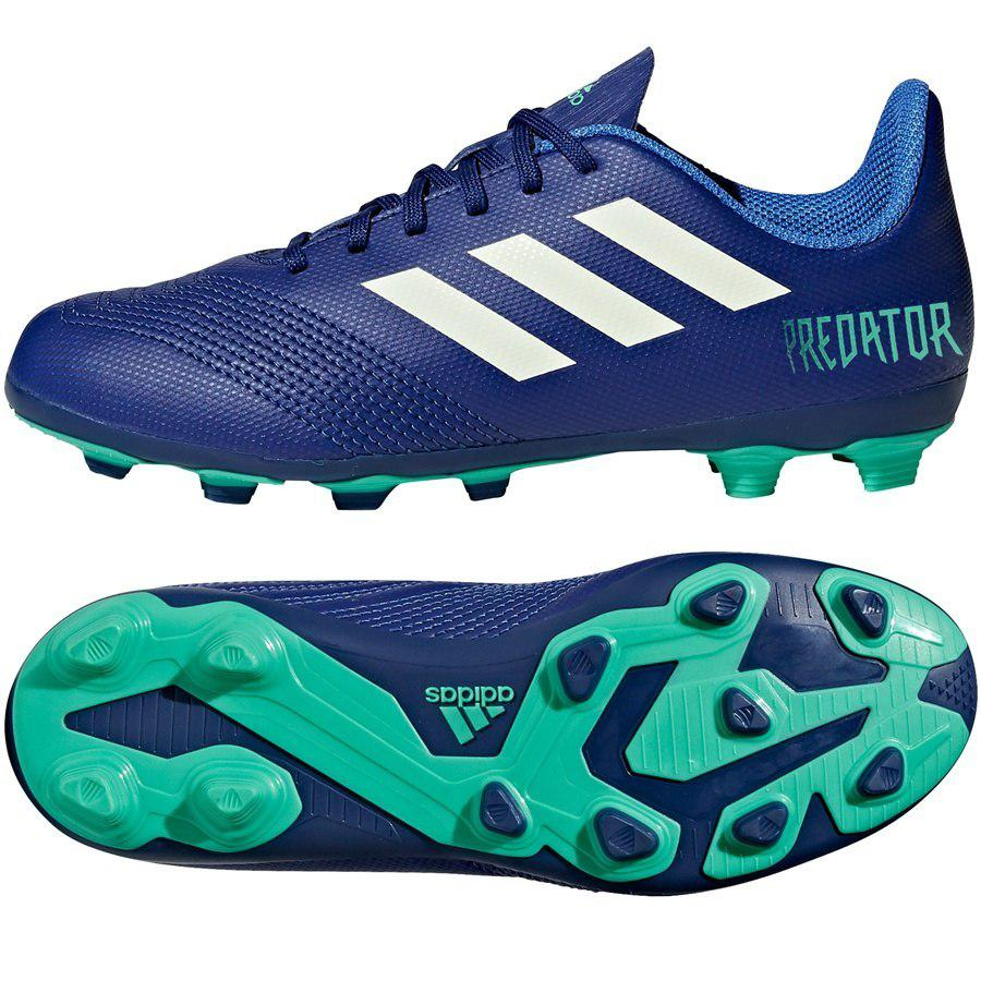 Бутсы Adidas PREDATOR 18.4 FxG Jr