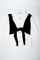 Детская блуза обманка, фото 1
