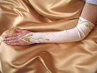 Свадебные аксессуары в дополнение к платью. Пример решения.