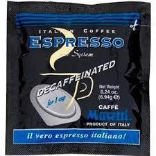 Кофе в монодозе Musetti Decaffeinated без кофеина 18 шт