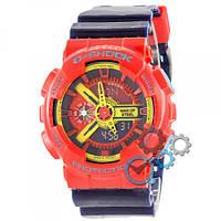 Casio G-Shock GA-110 Red-Dark-Blue