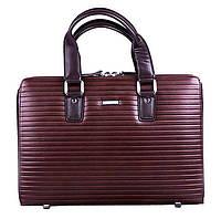 1d9fab1f17a0 Эксклюзивная сумка для ноутбука Vip Collection Украина 403B flat, Коричневый