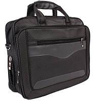 Удобная сумка для ноутбука Accessory Collection 00459, Черный
