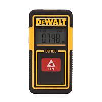 """Дальномер лазерный аккумуляторный Li-Ion / максимальная дальность 9м. """"DeWALT"""""""