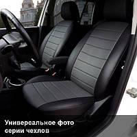 Авточехлы ВАЗ Лада 2110 экокожа + перфорация