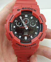 Наручные часы AAA Copy  Casio G-Shock GA-100B-4AER Мужские часы