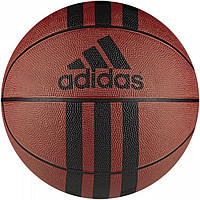 Мяч баскетбольний Adidas Stripes rubber D