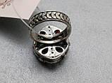 Рубин красивое кольцо в Османском стиле с рубином. Кольцо с рубином 19.3 размер. Индия!, фото 6
