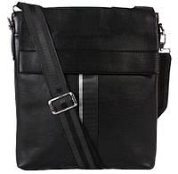 a7d8636e9d0d Прикольная сумка для современных мужчин Bags Collection 00667, Черный