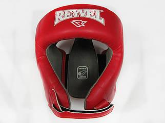 Шлем боксерский REYVEL винил р-р М