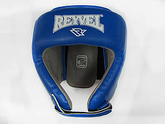 Шлем боксерский REYVEL винил р-р L