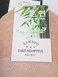 Мужские бамбуковые короткие носки в сетку, фото 4