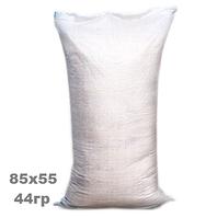 Мешок полипропиленовый упаковочный новый 85х55см 46г на 50кг (ч/к/с полоса) СТАНДАРТ
