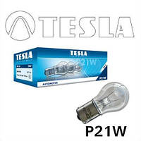 Tesla B52102 Лампа стандартная P21W 24V