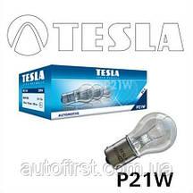 Лампа стандартная Tesla B52102 P21W 24V
