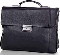 Многофункциональный мужской кожаный портфель ETERNO ETMS4165, Черный