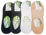Мужские бамбуковые короткие носки в сетку, фото 5