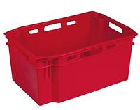 Ящик пластмассовый  сплошной