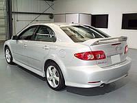 Спойлер на багажник для Mazda 6 hb