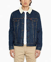 Куртка Levi's Relaxed Sherpa Trucker Jacket NEW., фото 1