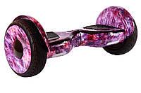 """Гироборд Pro Balance 10,5"""" Розовый космос, фото 1"""