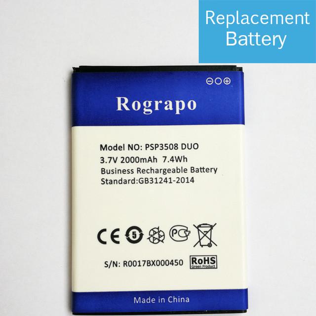 Аккумулятор 3.7V PSP3508 DUO Prestigio Wize P3 PSP3508DUO PSP 3508 (по