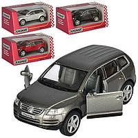 Машина метал. Volkswagen TouaregKT5078W