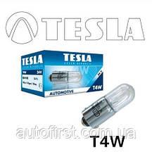 Tesla B54102 Лампа стандартная T4W 24V