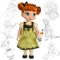 Кукла малышка Анна  Дисней