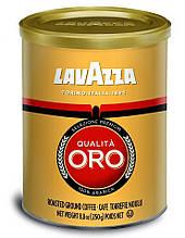 Кофе молотый Lavazza Qualita Oro ,  250г , ж\б