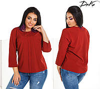 Блузка женская норма и большие размеры /р1580, фото 1