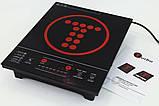Индукционная плита TURBO 2350W , фото 3