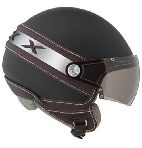 Шлем Nexx X60 Ice р.L, коричневый