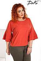 Блузка женская норма и большие размеры /р1577, фото 1