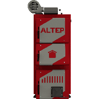 Альтеп Classic Plus — твердотопливные котлы отопления с автоматикой