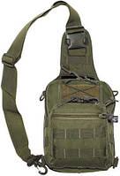Сумка-рюкзак плечевая MFH Molle 30700B , фото 1
